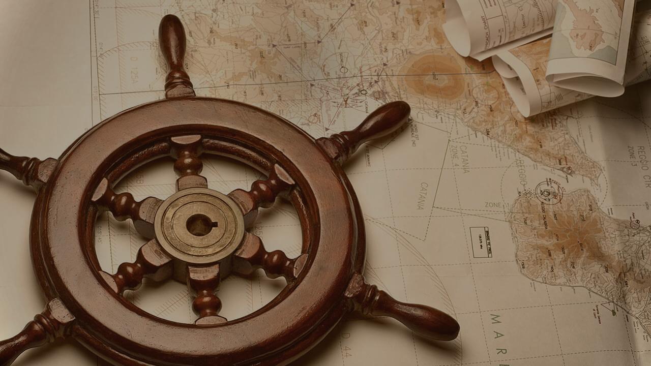 ご乗船・海域